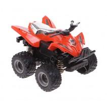 quad off-road oranje 8 cm
