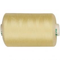 naaigaren polyester geel 1000 meter