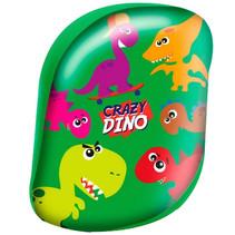 haarborstel Crazy Dino meisjes groen