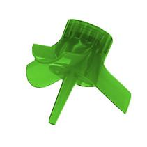 adapter met waterballonnen junior groen 81-delig