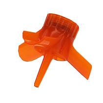 adapter met waterballonnen junior oranje 81-delig