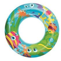 zwemband vissen junior 48 cm vinyl