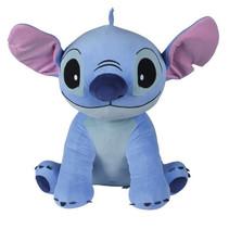 knuffel Disney Stitch 65 cm textiel blauw/grijs