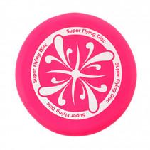 frisbee Air junior 17 cm rubber roze