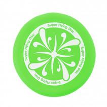 frisbee Air junior 17 cm rubber groen