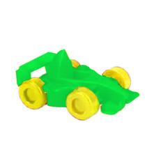 raceauto junior 8 cm groen