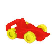 raceauto junior 8 cm rood