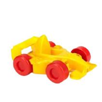 raceauto junior 8 cm geel