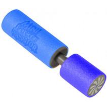 waterspuiter Shooter 15 x 4 cm foam blauw