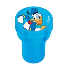 stempel Donald Duck junior lichtblauw