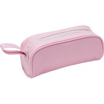 etui Soft Touch Pastel 21 x 8,5 cm roze