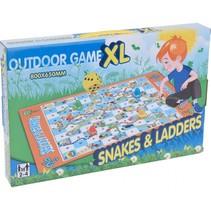 speelmat slangen en ladders 80 x 65 cm