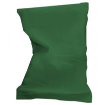 pittenzak 14,5 x 10 x 1,5 cm katoen groen