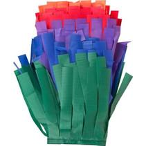 vliegerstaart Fringe Tail junior 7 meter polyester