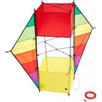 vlieger F-Box Beach junior 100 cm polyester