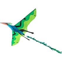 eenlijnsvlieger Flying Dinosaur 3D 180 cm groen