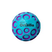 speelbal Octzilla Ball junior 6,2 cm rubber blauw