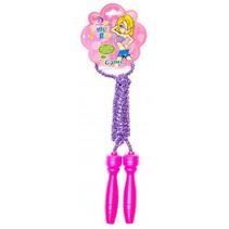 springtouw paars/roze
