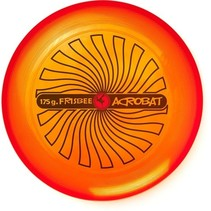 frisbee 27,5 cm oranje