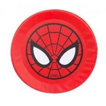 Spider-Man frisbee foam rood 42 cm