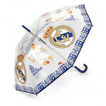 paraplu junior 58 cm wit/blauw/geel