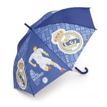 paraplu junior 58 cm blauw/geel