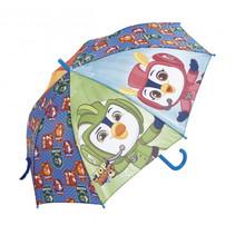 paraplu Top Wing junior 48 cm blauw