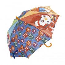 paraplu Top Wing junior 48 cm oranje