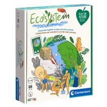 bordspel Ecosystem junior karton groen/wit 148-delig