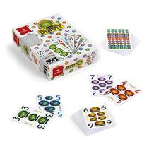 kaartspel Dummy 14,5 x 10 cm karton 106-delig