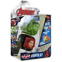 battle cubes Hulk Vs Black Widow jongens 2-delig