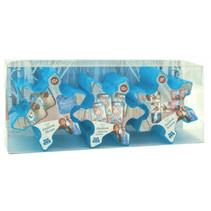spellenset Frozen II junior karton blauw 3-delig