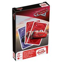 kaartspel 2-in-1 Disney Pixar Cars karton 25-delig