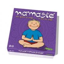 The game of yoga Namasté 28 x 28 cm