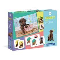 spelbox 4-in-1 Puppies junior karton 9-delig