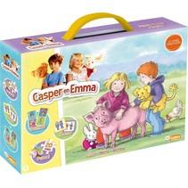 spelbox Casper en Emma 3-delig