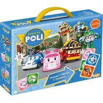 spelbox Robocar Poli 3-delig
