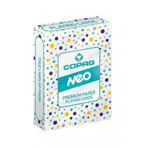 speelkaarten NEO 92 x 63 x 20 mm karton