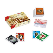kaartspel Templaria 14,5 x 10 cm karton 55-delig