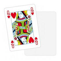 speelkaarten Poker karton wit