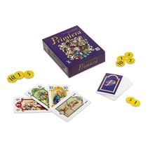 kaartspel Primiera karton paars 3-delig