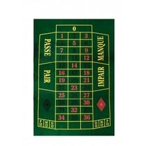 roulettekleed groen 130 x 90 cm