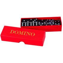 dominospel junior hout 55 stuks