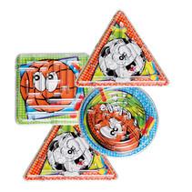 doolhofspellen Maze Games 6cm junior 4 stuks