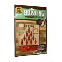 reisspel Wooden Bowling Game