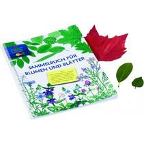 plakboek voor bloemen en bladeren A4-formaat