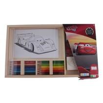 Cars kleurset 19-delig