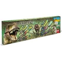 kleurset Dinosaurs 86-delig groen