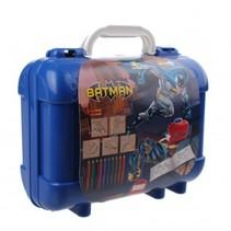 kleurset Batman 19-delig blauw