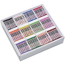 schoolbox oliepastel 12 x 36 stuks